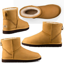 期間限定【新作SALE】UGG ◆CLASSIC MINI DECO WHEAT
