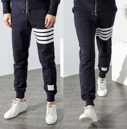 THOM BROWNE MJQ008H00535 461 Training Pants