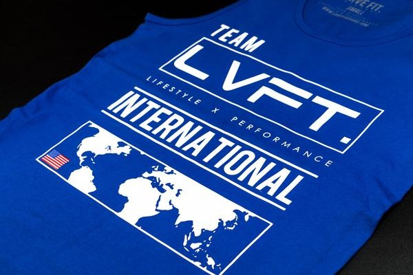 LIVEFIT.(LVFT)★International Tank