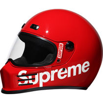 16A/W Supreme  Simpson Street Bandit Helmet Red ヘルメット