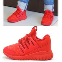 ADIDAS KIDS ORIGINALS☆TUBULAR RADIAL I レッドS81924