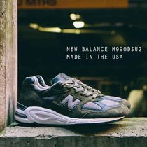 NEW BALANCE M990DSU2 渋いカラー モフラージュ MADE IN THE USA