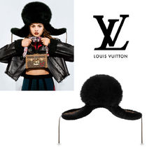 Louis vuitton*MONOGRAM CHAPKA*16/17AW