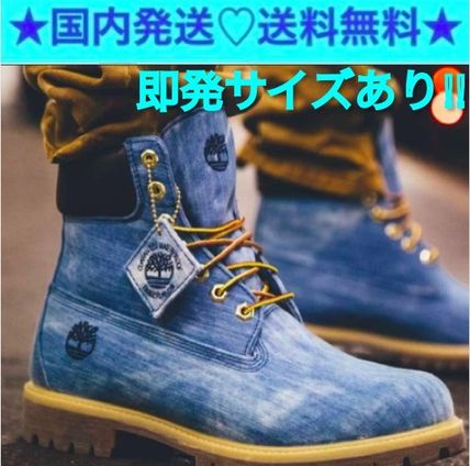 "★TIMBERLAND★  6"" PREMIUM BOOT JJ EXCLUSIVE ★確保済!!"