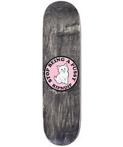 RIPNDIP(リップンディップ) レジャー・アウトドアその他 RIPNDIP リップンディップ Stop Being A Pussy Skateboard Deck