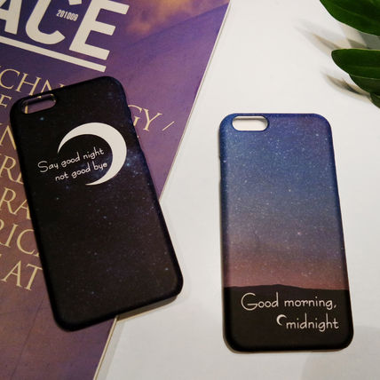 iPhone・スマホケース NEW 「LuckyMe LuckyYou」  Good Morning / Good Night ケース(3)