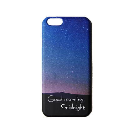 iPhone・スマホケース NEW 「LuckyMe LuckyYou」  Good Morning / Good Night ケース(6)