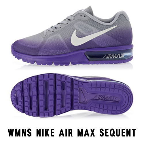 NIKE★正規品★WMNS AIR MAX SEQUENT★安心追跡配送