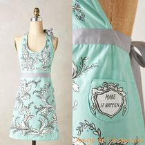 Anthropologie(アンソロポロジー) エプロン 国内発送☆anthropologie★Notions Apron