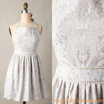 Anthropologie(アンソロポロジー) エプロン 国内発送☆anthropologie★Scripted Flora Apron