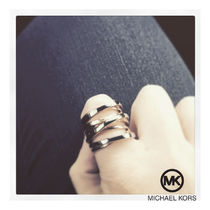 送料&関税込♪ Michael Kors☆ Intertwined Brilliance Ring