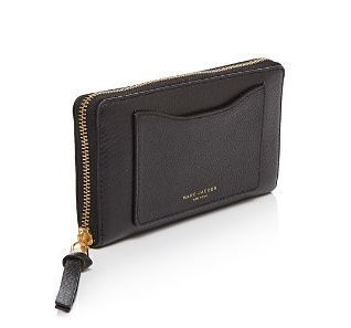 関税送料込 Marc Jacobs Recruit Continental Wallet