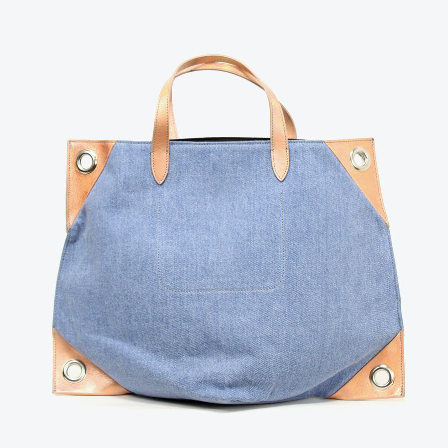 MM6 MAISON MARGIELA DENIM SHOULDER BAG ショルダーバッグ