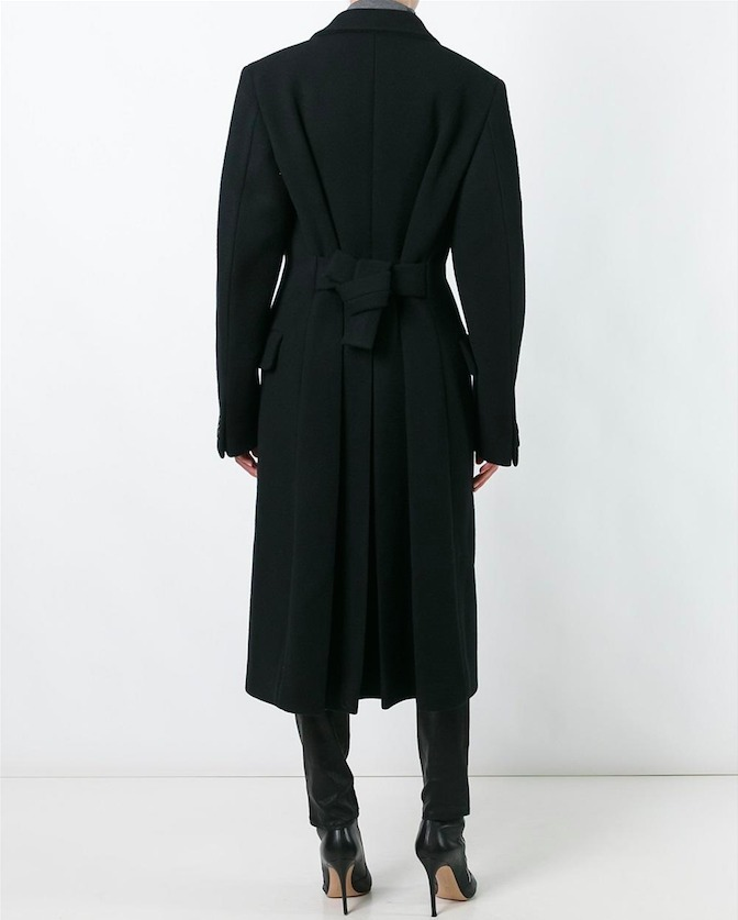 16-17AW JS013 LOOK3 'BIRMINGHAM' DOUBLE BREASTED COAT