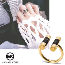 送料&関税込♪ Michael Kors☆ BARREL RING