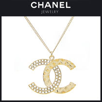 CHANEL ココマーク ペンダントネックレス A96402 Y02003 Z2800