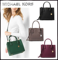MICHAEL KORS★MERCER MEDIUM MESSENGER 国内発送! 関税込み!