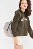 Urban Outfitters(アーバンアウトフィッターズ) マザーズバッグ 【Urban Outfitters】UO スエード使いがおしゃれ♪
