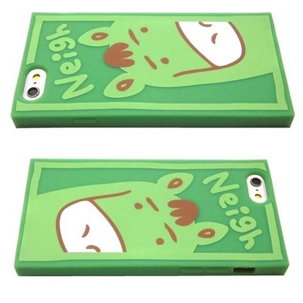 iPhone・スマホケース Animal of year neigh iphone 6 6s case(2)