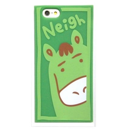 iPhone・スマホケース Animal of year neigh iphone 6 6s case(3)