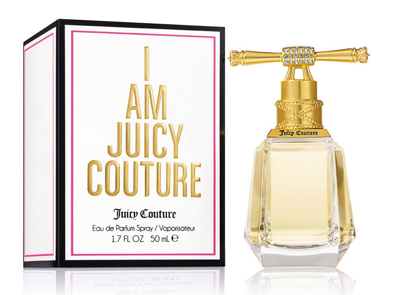 ★★ジューシークチュール★★I Am Juicy Couture EDP 50ml