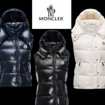MONCLER(モンクレール) ダウンベスト 【16-17A/W新作】女性らしいデザインが魅力的☆GALENE  MONCLER