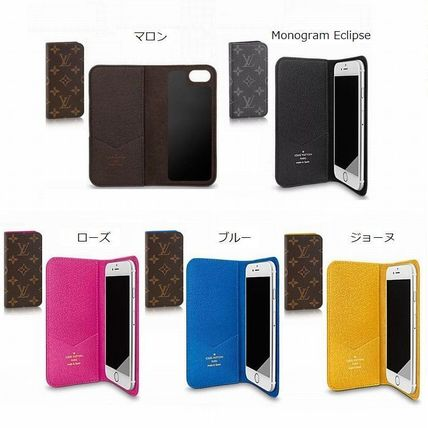 popular Louis Louis Vuitton iphone7 Folio phone case