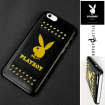【NEW】PLAYBOY x「 DDPOP 」ファッション スタッド FashionStud