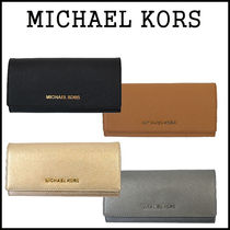 【即発★3-5日着】MICHAEL KORS★Carryall Leather★長財布