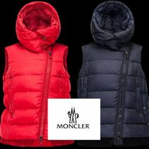 MONCLER(モンクレール) ダウンベスト 【17A/W新作】ウエストシェイプベスト☆LAURIE  MONCLER