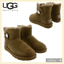 セレブ愛用者多数☆UGG☆MINI BAILEY BUTTON BLING