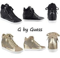 Sale!☆ GG by GUESS ☆ Damsel High-Top グリター インヒール