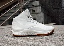 ☆入手困難☆限定モデル☆Under Armour Curry Lux Mid White Gum