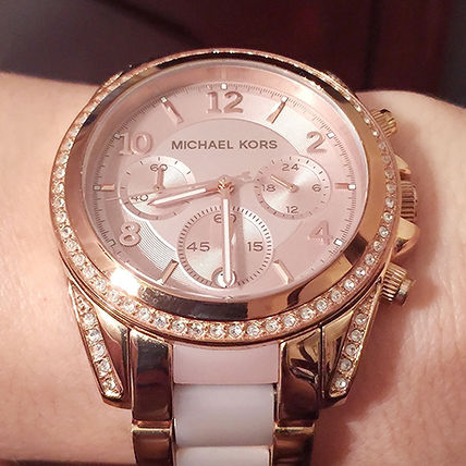 Michael Kors アナログ腕時計 ★安心ヤマト便★Michael Kors Ladies Watch MK5943(4)