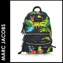 MARC JACOBS(マークジェイコブス) マザーズバッグ ★3-7日着/追跡付【即日発送・MARC JACOBS】PARROT BACKPACK