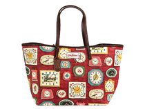 Cath Kidston キャスキッドソン 458627 Clocks Red ギフトセット