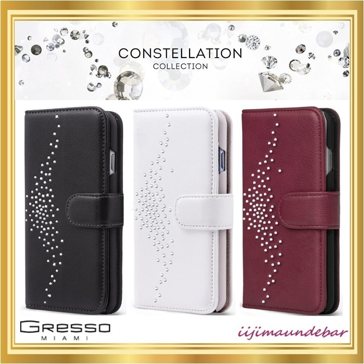 【国内発送】Gresso Miami/CONSTELLATION/iPhone6/6s/関税送料込