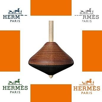 HERMES エルメス 新作 Equilibre Spinning top スピニングトップ