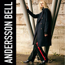 ANDERSSON BELL◆SIDE LINE WIDE-LEG PANTS apa162