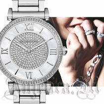 ★安心ヤマト便★Michael Kors Caitlin Crystal Watch MK3355