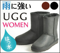 【UGG】CLASSIC SHORT LEATHER