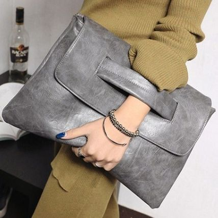 Of share hand clutch bag envelope 2-way