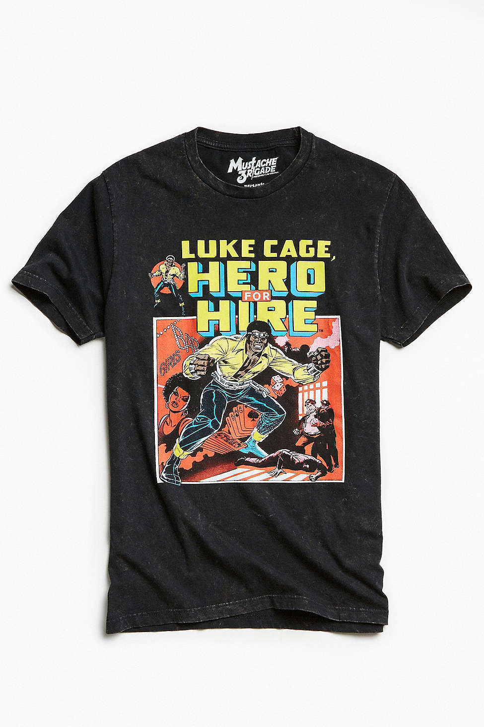 URBAN OUTFITTERS Luke Cage ルーク・ケイジ 限定コラボ Tシャツ