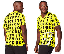 ZUMBA(ズンバ) トップス ◆MENS 12月新作 ◆Let It Move You V Neck