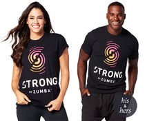 ZUMBA(ズンバ) トップス ◆STRONG By Zumba  Instructor Tee◆