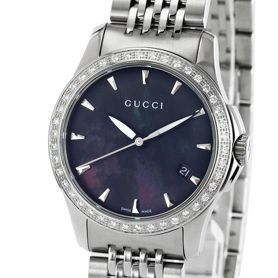 Diamonds ☆GUCCI☆ G-Timeless レディースウォッチ♪