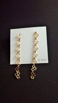 by boe(バイボー)Chain Maille ピアス E512 14K GF
