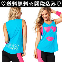 ZUMBA(ズンバ) トップス 2016年12月新作【送料無料】ZUMBA Only Have Eyes For You Tank