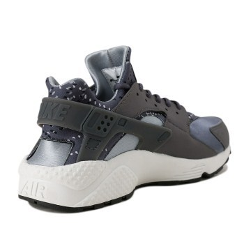 国内正規品★NIKE WMNS AIR HUARACHE RUN PRIN 725076-005 灰色