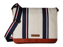 Tommy Hilfiger(トミーヒルフィガー) ショルダーバッグ 【Tommy Hilfiger】Aiden★ナイロンメッセンジャーバック